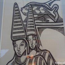 Arte: CUADRO NAZARENOS, PARRAGA.. Lote 235828675