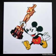 Varios objetos de Arte: ANTONIO DE FELIPE PICTURE MICKEY MOUSE. Lote 236095945