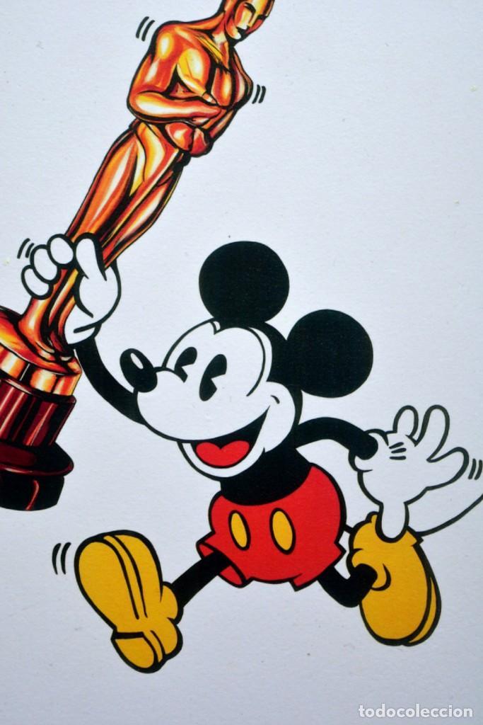 Varios objetos de Arte: Antonio de Felipe Picture Mickey Mouse - Foto 2 - 236095945