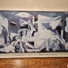 Varios objetos de Arte: CUADRO DE GUERNICA. Lote 236620875