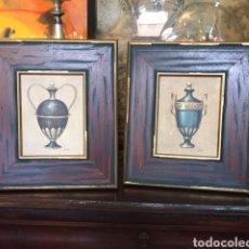 Varios objetos de Arte: CUADRO DE MADERA ISABEL MONTERO. Lote 237581820