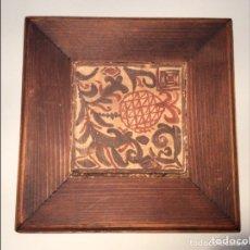 Varios objetos de Arte: CUADRO SOCARRAT. Lote 237878165