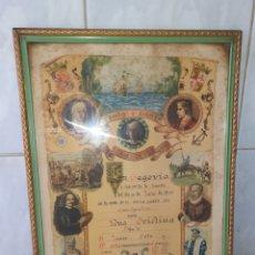 Varios objetos de Arte: CUADRO ORLA, VER FOTOS PARA DESCRIPCION. Lote 243613420