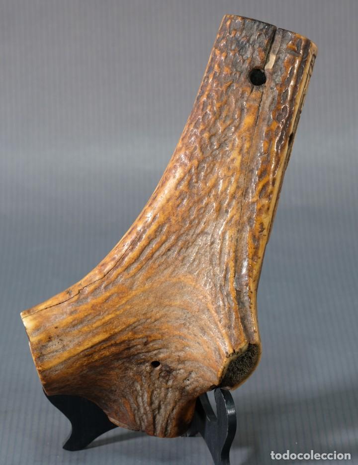 Varios objetos de Arte: Imagen del Calvario sobre huevo hacia 1500 - Foto 8 - 243865710