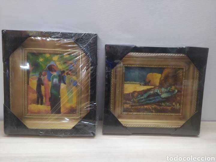 Varios objetos de Arte: Lote 6 cuadros colección creada por PAAL INTERNACIONAL. En su embalaje original - Foto 2 - 244501135