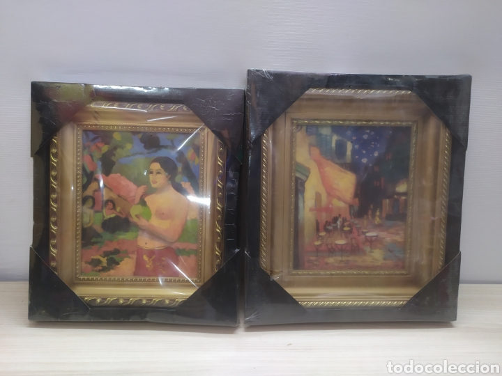 Varios objetos de Arte: Lote 6 cuadros colección creada por PAAL INTERNACIONAL. En su embalaje original - Foto 3 - 244501135