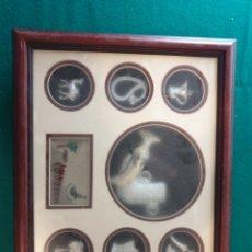 Varios objetos de Arte: CUADRO ANTIGUO. Lote 245131885