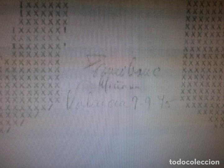 Varios objetos de Arte: Original dibujo mecanografiado - La pantera Rosa - enmarcado 37x39 cm. firmado fechado Valencia 1975 - Foto 6 - 245732880
