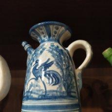 Varios objetos de Arte: JARRÓN DOMINGO PUNTER NUMERADO. Lote 246689550