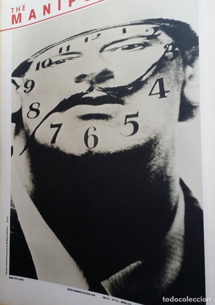 SALVADOR DALI: 70X50 THE MANIPULATOR, Nº 16 / HALSMAN / 1989 (Arte - Varios Objetos de Arte)