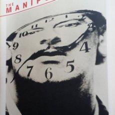Varios objetos de Arte: SALVADOR DALI: 70X50 THE MANIPULATOR, Nº 16 / HALSMAN / 1989. Lote 249232410