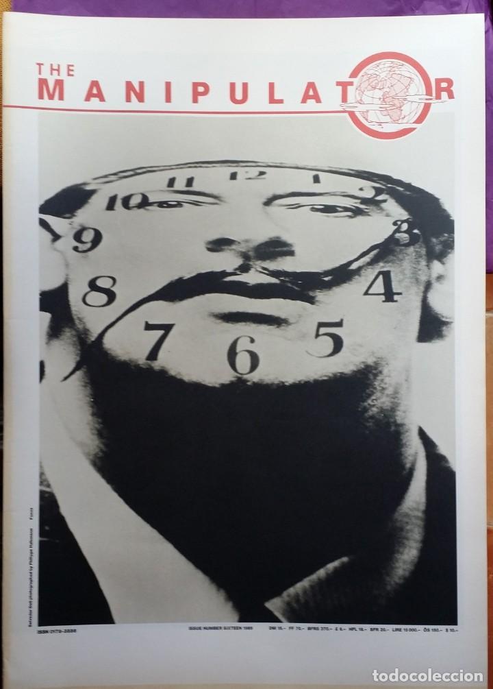 Varios objetos de Arte: SALVADOR DALI: 70x50 The Manipulator, nº 16 / HALSMAN / 1989 - Foto 3 - 249232410