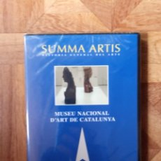 Arte: SUMMA ARTIS - MUSEU NACIONAL D'ART DE CATALUNYA - PRECINTADO. Lote 251324410