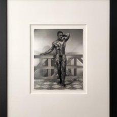 Varios objetos de Arte: BRUCE BELLAS FOTOGRAFÍA DESNUDO MASCULINO PHYSIQUE PHOTO BRUCE OF LOS ANGELES ARCHIVE MALE PHYSIQUE. Lote 181122870