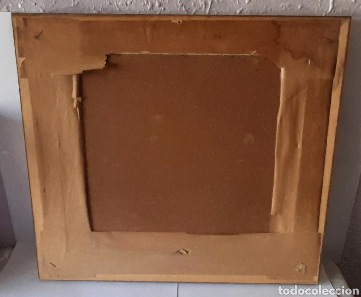 Varios objetos de Arte: Cuadro M. Delgado, Manuel Delgado ?. Ver fotos. - Foto 11 - 253244410