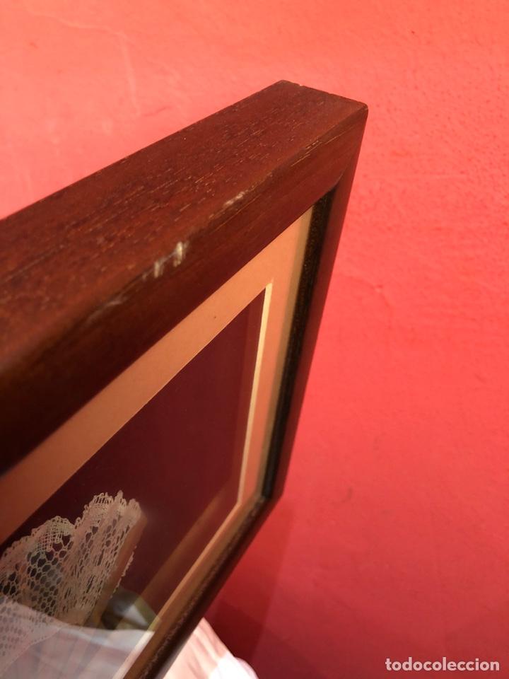 Varios objetos de Arte: Cuadro con abanico en su interior - Foto 6 - 253507545