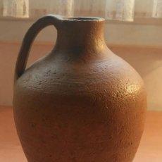 Varios objetos de Arte: PEQUEÑA TINAJA / ÁMFORA DECORACIÓN / DECORATIVA / COLECCIÓN - 19CM X 10CM, BASE DIÁMETRO 4.50CM,. Lote 255437520