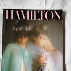 Varios objetos de Arte: DAVID HAMILTON TENDRES COUSINES, EDITORIAL BLUME : 109 PAGINAS MEDIDAS 29X22 CM. Lote 258212990