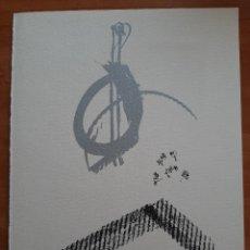 Arte: ILUSTRACIÓN GRÁFICA DE BENET ROSELL. Lote 259011545