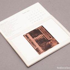 Varios objetos de Arte: CALENDARIO ARTE 1975 - PINTORES Y POETAS - PABLO SERRANO, MARTI POL, MOMPO, ALFARO, ALBERTI. Lote 259332390