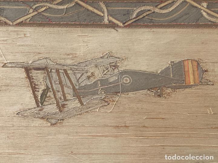 Varios objetos de Arte: BATERÍA MILITAR CABO SILLEIRO , 1920 APROX. MONTES DE BAREDO , BAIONA , ACORAZADO ESPAÑA - Foto 2 - 261272595