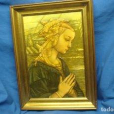 Varios objetos de Arte: CUADRO CON IMAGEN TRIDIMENSIONAL O CON RELIEVE. Lote 262465385