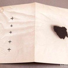 Varios objetos de Arte: TAPIES - MAEGHT 1981 - LITOGRÁFICA. Lote 263629665