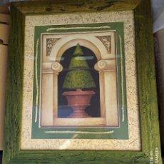 Varios objetos de Arte: DOS CUADROS DAFFODILS. Lote 265775574