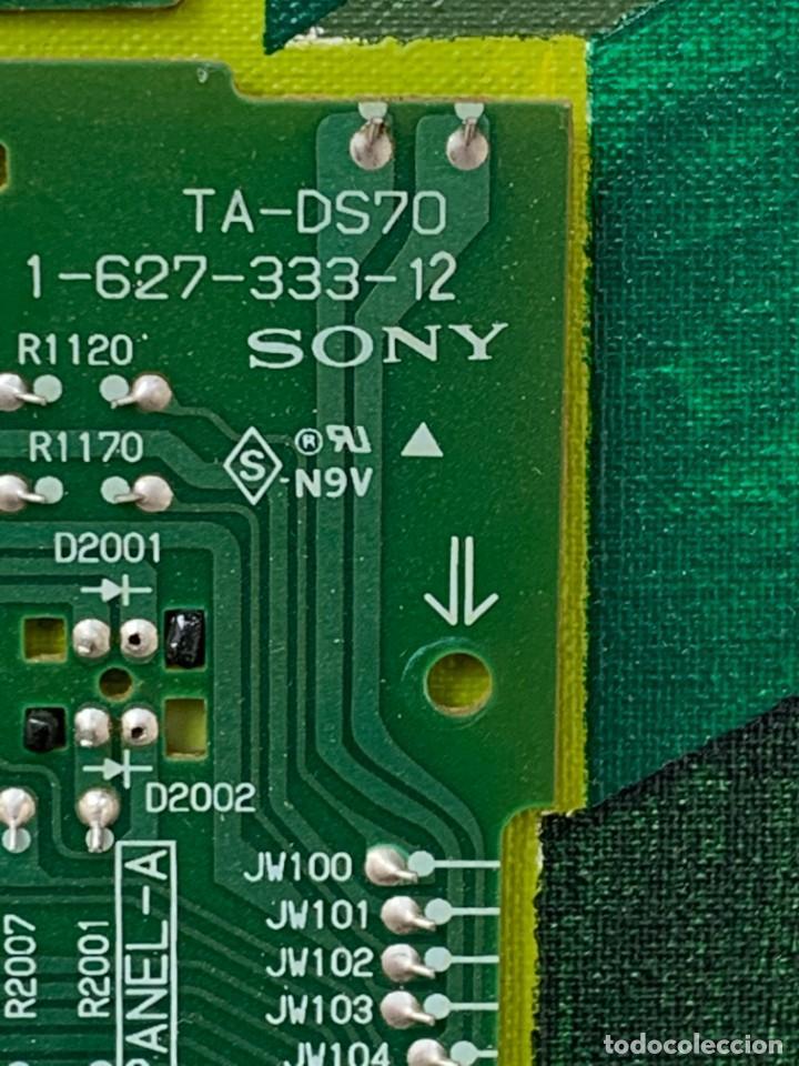 Varios objetos de Arte: OLEO CON BUDAS TAILANDIA PLACAS BASE SONY SERIE CIBERTRONIA 2008 CIUDAD RASCACIELOS 40X80CMS - Foto 20 - 265955453