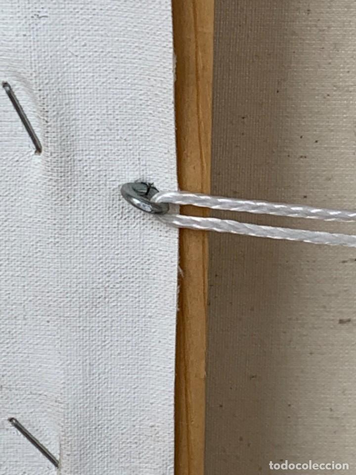 Varios objetos de Arte: OLEO CON BUDAS TAILANDIA PLACAS BASE SONY SERIE CIBERTRONIA 2008 CIUDAD RASCACIELOS 40X80CMS - Foto 22 - 265955453
