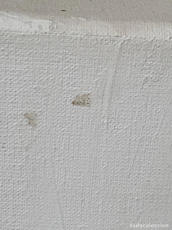 Varios objetos de Arte: OLEO CON BUDAS TAILANDIA PLACAS BASE SONY SERIE CIBERTRONIA 2008 CIUDAD RASCACIELOS 40X80CMS - Foto 29 - 265955453