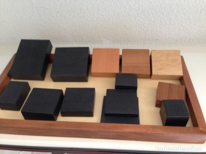 Varios objetos de Arte: Peanas de madera - Foto 2 - 266147833