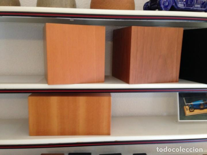Varios objetos de Arte: Peanas de madera - Foto 9 - 266147833