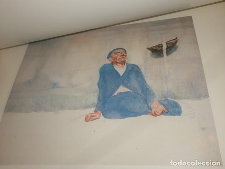 CASTELAO 12 ESTAMPAS GALAXIA 1989 MUSEO PONTEVEDRA EDICIÓN NUMERADA 371/1750 FIRMADO XOSÉ FILGUEIRA (Arte - Varios Objetos de Arte)