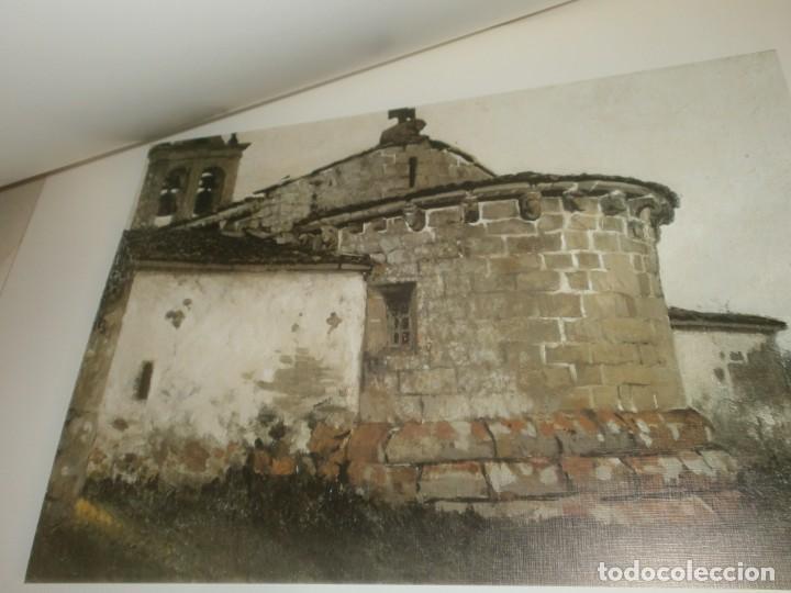 Varios objetos de Arte: Castelao 12 Estampas Galaxia 1989 Museo Pontevedra edición numerada 371/1750 firmado Xosé Filgueira - Foto 4 - 267659294