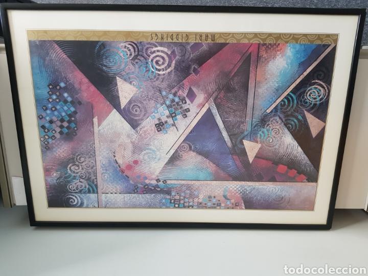 MARI GIDDINGS CUADRO 94X63CM (Arte - Varios Objetos de Arte)