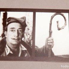 Varios objetos de Arte: TONY KEELER - SALVADOR DALI - POSTAL FIRMADA POR EL FOTOGRAFO. Lote 271426783