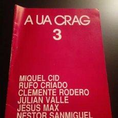 Varios objetos de Arte: A UA CRAG 3. Lote 273141303