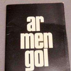 Varios objetos de Arte: RAFAEL ARMENGOL - 1974 - GALERÍA ADRIA - ARTE CONCEPTUAL. Lote 274797178