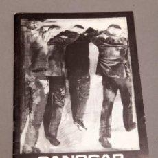 Varios objetos de Arte: CANOGAR - GALERIA ADRIA - 1972. Lote 274798168