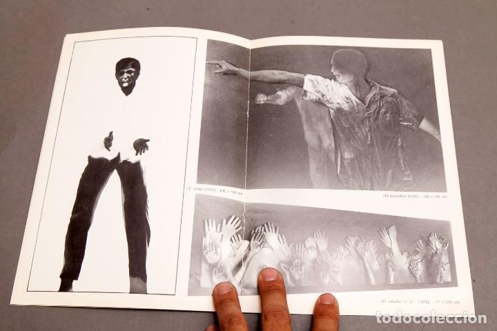 Varios objetos de Arte: CANOGAR - GALERIA ADRIA - 1972 - Foto 5 - 274798168