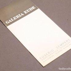 Varios objetos de Arte: EUSEBIO SEMPERE - OBRA GRÁFICA Y GOUACHES - GALERIA EUDE - 1976. Lote 274798888