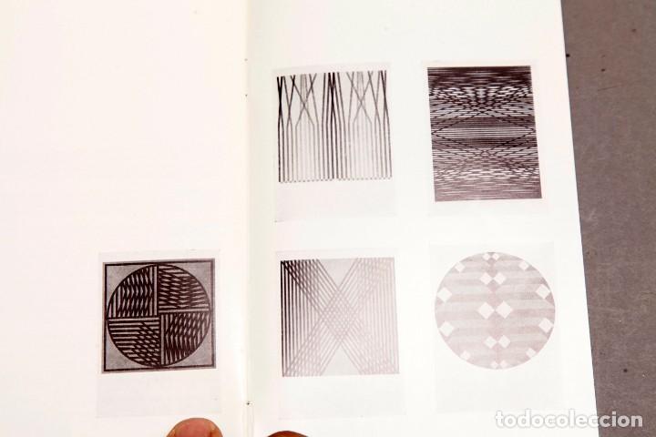 Varios objetos de Arte: EUSEBIO SEMPERE - OBRA GRÁFICA Y GOUACHES - GALERIA EUDE - 1976 - Foto 5 - 274798888