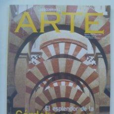 Varios objetos de Arte: REVISTA DESCUBRIR EL ARTE , Nº 27 MAYO 2001: CORDOBA OMEYA, GUAYASAMIN, POLEMICA DOS GOYAS, ETC. Lote 274840598