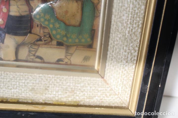 Varios objetos de Arte: man, tio pencho - murcia - original firmado carton piedra - Foto 2 - 276983453