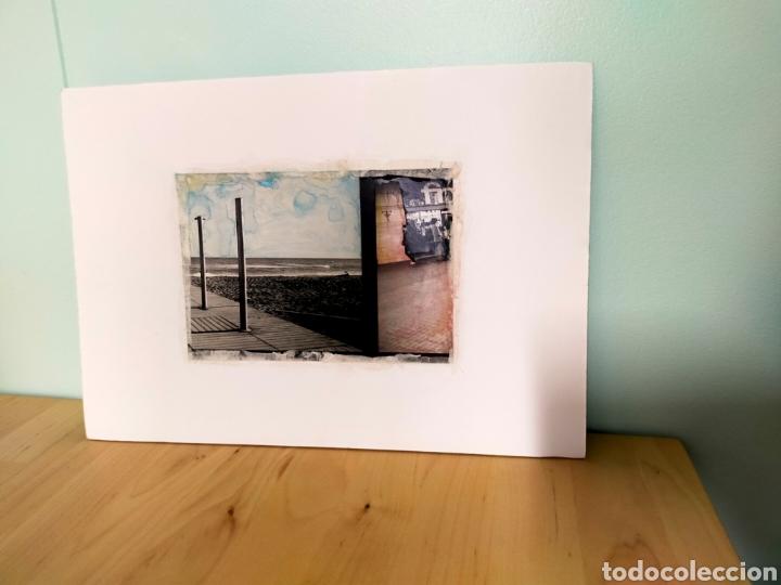 Varios objetos de Arte: Col•lage fotogràfic - Tècnica mixta - Foto 2 - 277000793