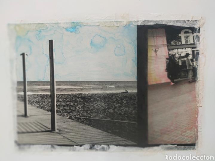 Varios objetos de Arte: Col•lage fotogràfic - Tècnica mixta - Foto 3 - 277000793
