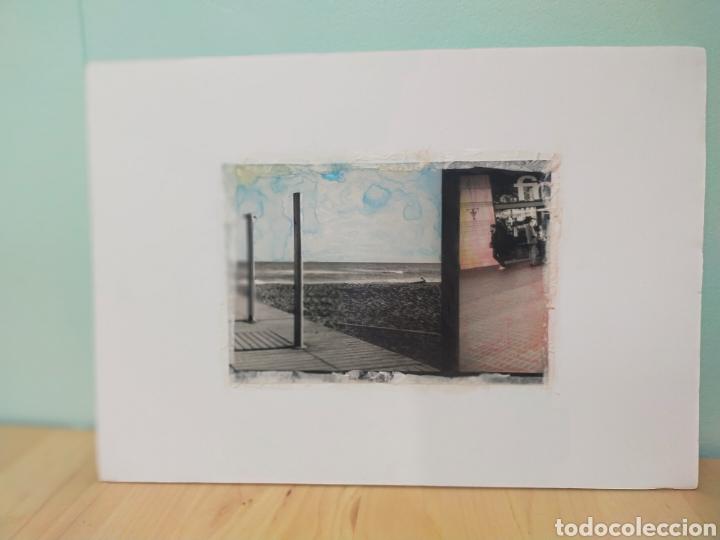 COL•LAGE FOTOGRÀFIC - TÈCNICA MIXTA (Arte - Varios Objetos de Arte)