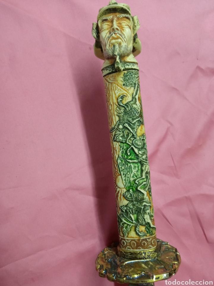 Varios objetos de Arte: Katana nobles replica - Foto 6 - 277827683