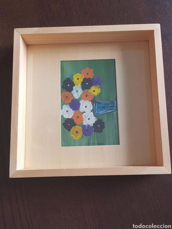 Varios objetos de Arte: Cuadro pintado a mano - Foto 2 - 277848408